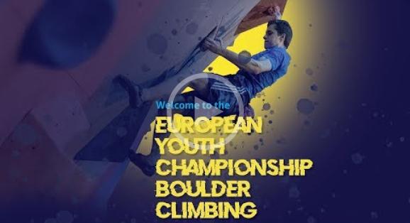 European Youth Championship Boulder Climbing 2018