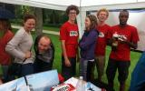 BeSlack, journée découverte au Cinquantenaire le 10/08/2014