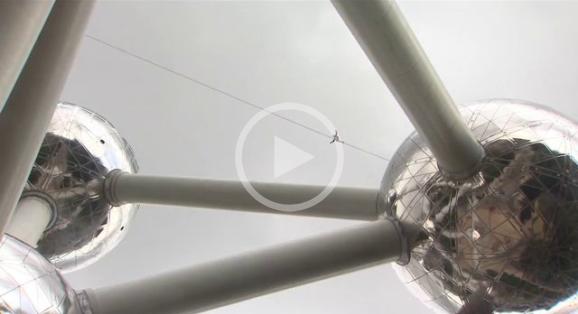 Reportage Atomium Vtm News 11 août 2014