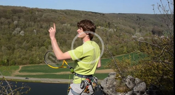 Tennis-Climbing ??