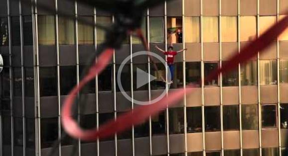 Zot Day Brussels (part 4) - Slackline - BIM Tv